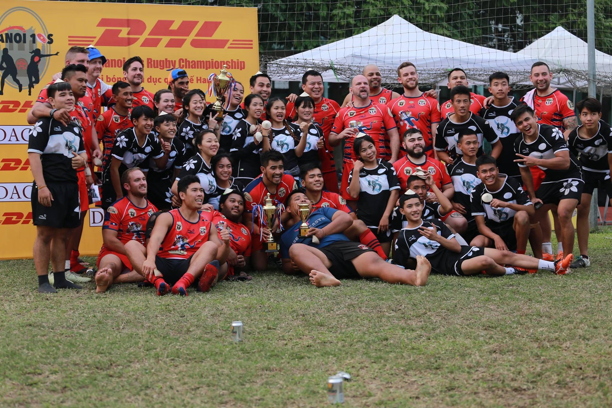 2019 Hanoi 10s Winners