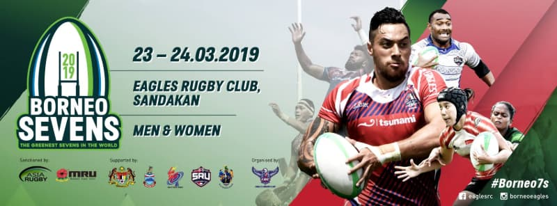 Borneo Sevens Rugby 2019