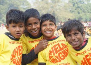 Khelo Rugby development