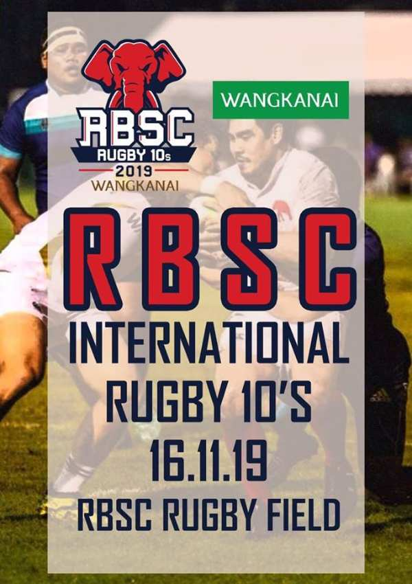 RBSC International Rugby tens 2019