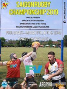 Saigon Rugby Championship 2019