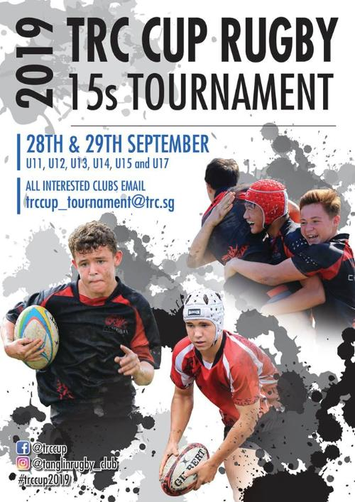 TRC Cup 2019 youth XVs rugby