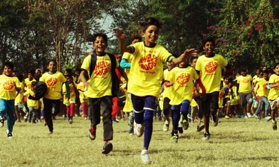 Khelo rugby camps