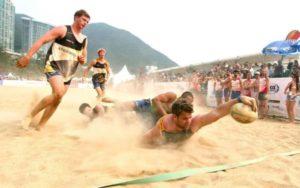 Hong Kong Beach Rugby 5s
