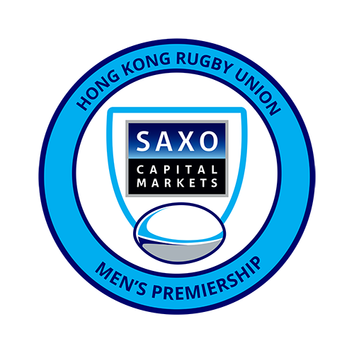 HKFRU Men's Saxo Capital Markets rugby Premiership