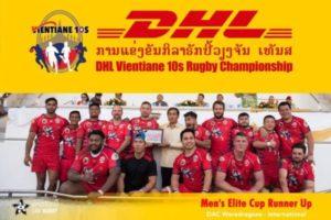 Vientiane International Tens Rugby 2019 winners men