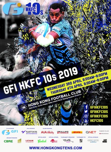 GFI HKFC 10s: Everything you need to know in 2019 - RugbyAsia247