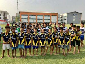 Kampuchea Balopp grassroots rugby