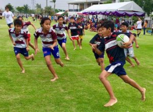 Kampuchea Balopp grassroots rugby in Cambodia