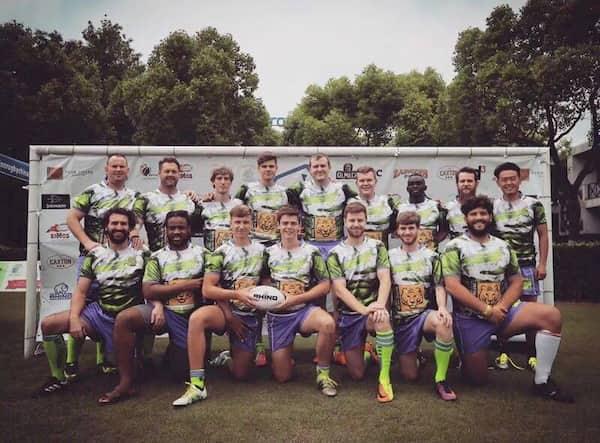 Changzhou Giants RFC rugby team