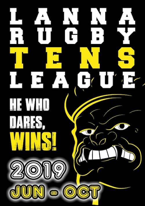 Lanna Rugby Tens League 2019 Thailand