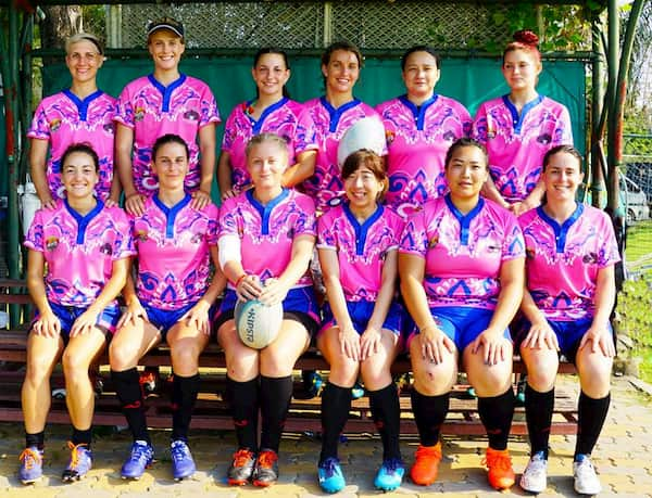 Phnom Penh Social Rugby Club Sparkling Rahus