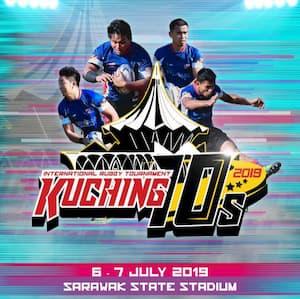 Kuching 10s Rugby Tournament 2019