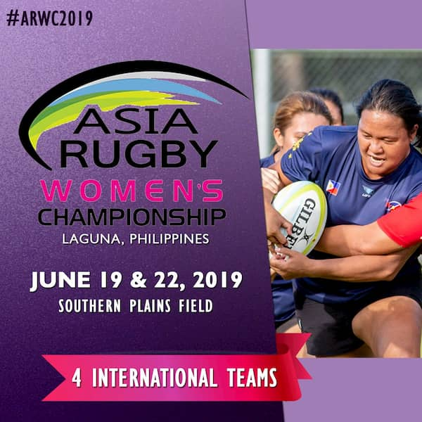 Asia Rugby Women's Championship 2019