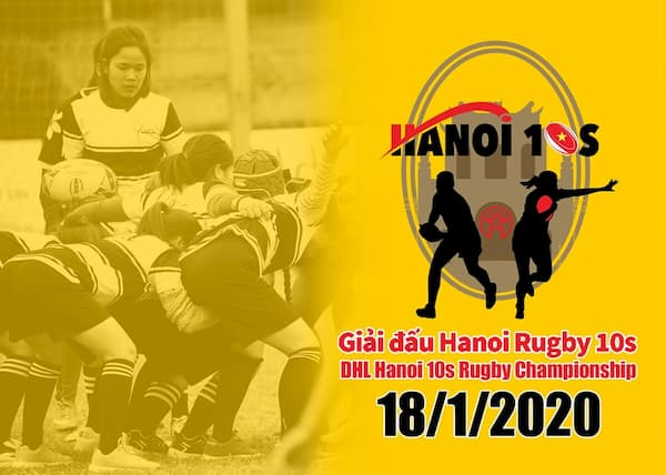 DHL Hanoi 10s Rugby Championship 2020