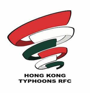 Hong Kong Typhoons Rugby Football Club logo