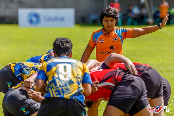 PRFU Rugby development