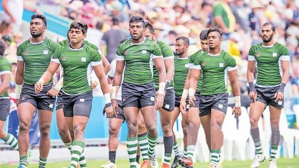 Sri Lanka 7s rugby