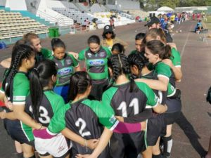 Vientiane Buffalettes ladies Rugby