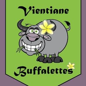 Vientiane Buffalettes ladies Rugby logo
