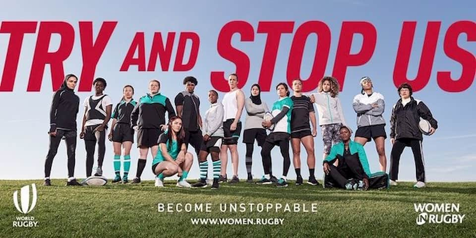 Try and Stop Us - World Rugby