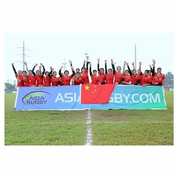 ARWC 2019 Champions China Rugby