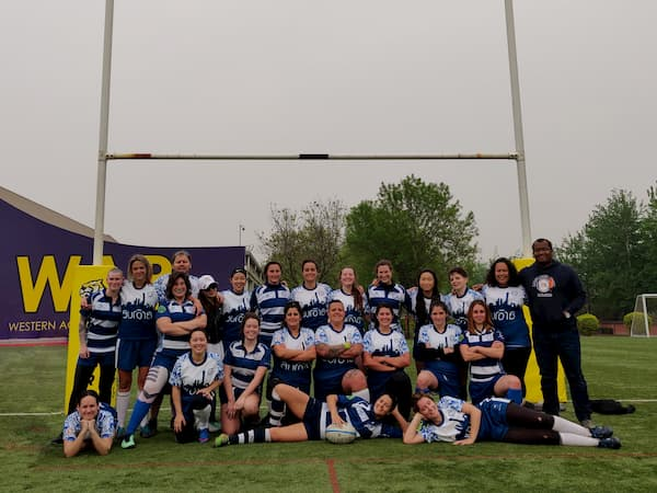Beijing Aardvarks Rugby Football Club women's rugby