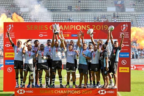 Fiji HSBC 7s World Series Champions 2019