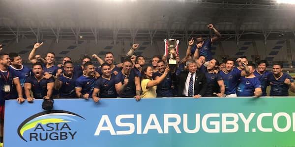 Philippines ARC Division 1 2019 champions