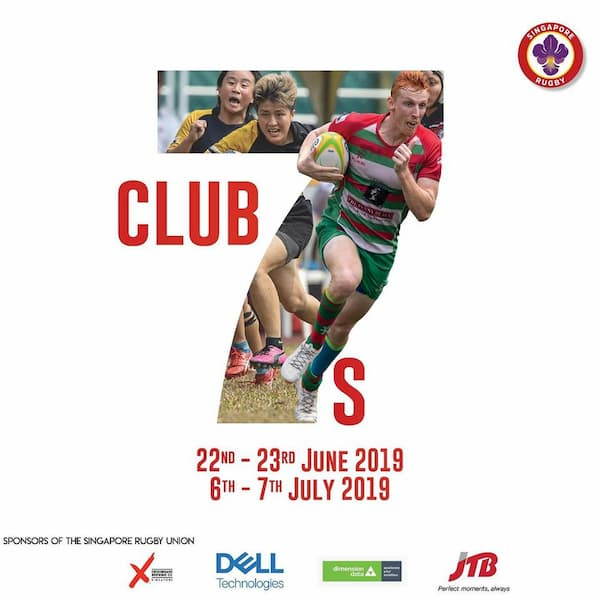 Singapore Club 7s rugby 2019