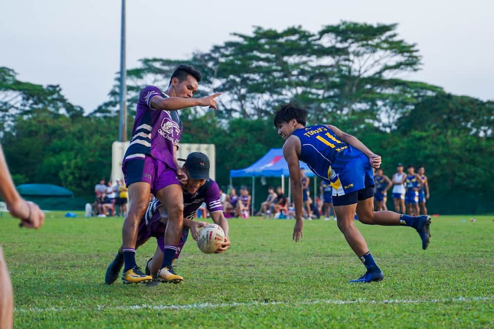 Best Touch rugby in Asia