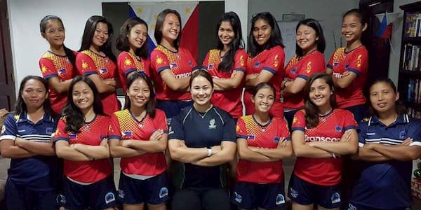 Ada Milby - Philippines Rugby