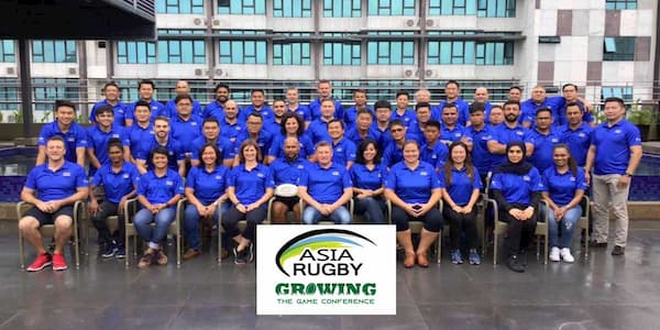 Asia Rugby - Growing The Game Conference 2019- KL, Malaysia