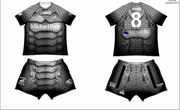 Shanghai Rugby Football Club kit