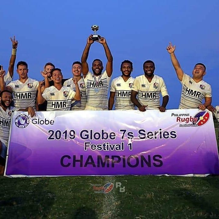 Eagles RFC Globe 7s Round#2 champions 2019