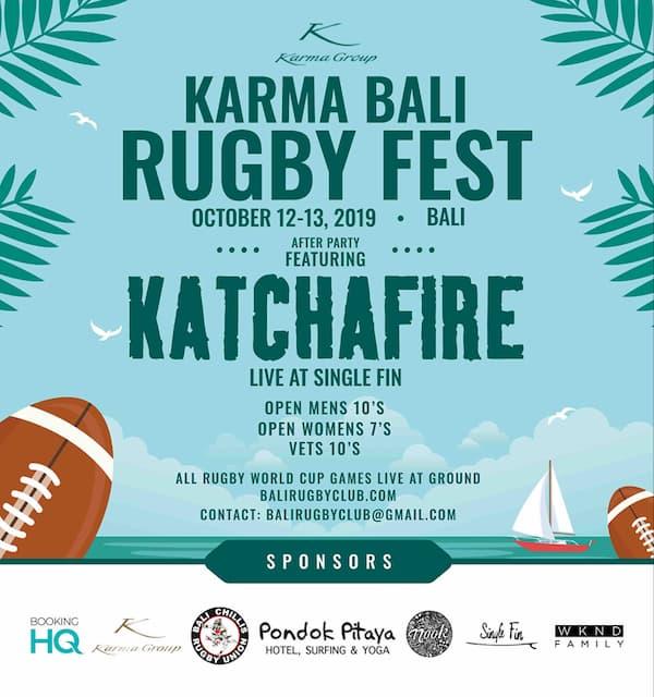 Karma Bali Tens Rugby 2019