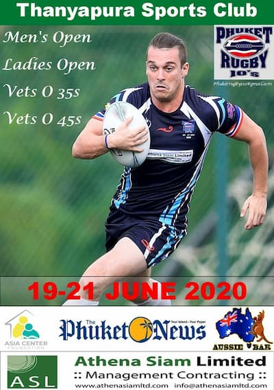 Phuket International Rugby Tens 2020