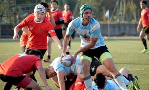 Tokyo Crusaders RFC Rugby club in Japan