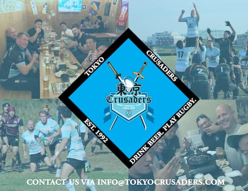 Tokyo Crusaders RFC Rugby club