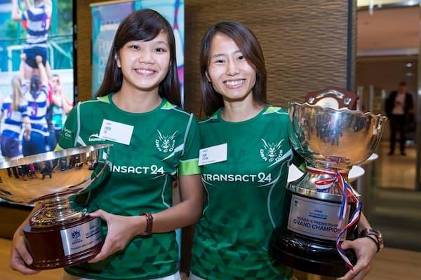 KPMG 2019-2020 Women's Rugby Hong Kong