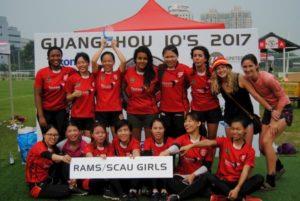 Guangzhou Rams RFC Women's rugby