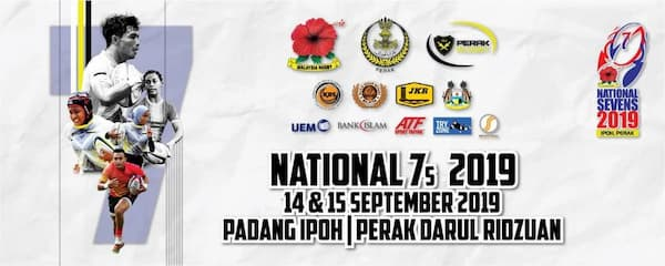 Malaysia National 7s Rugby 2019