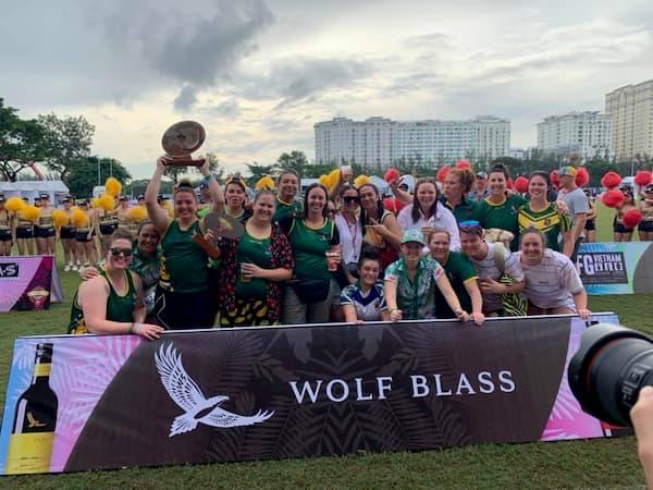 Saigon Tens Rugby Winner 2019 Women