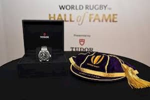 World Rugby Hall of Fame 2019