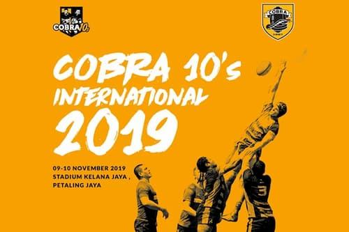 COBRA 10s 2019 rugby