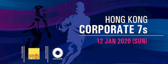 HK Corporate Sevens Rugby 2020