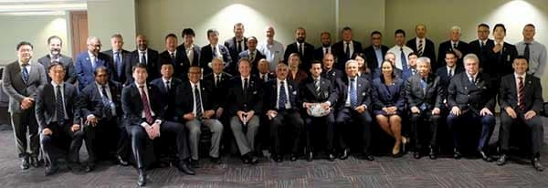 Asia Rugby EXCO
