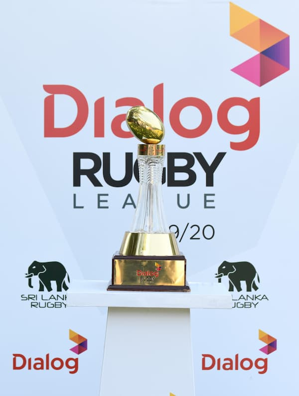 Dialog Rugby A-Division Season 2019-2020 Sri Lanka