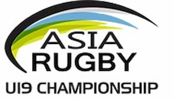 Asia Rugby Under 19 Men's Championship