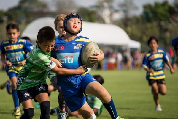 Bangkok 10s rugby - Youth